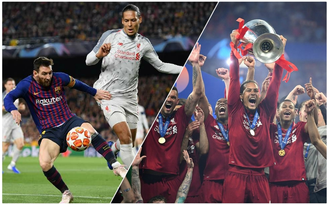 Virgil van Dijk outlines the key factor in his stunning rise to a world-class level