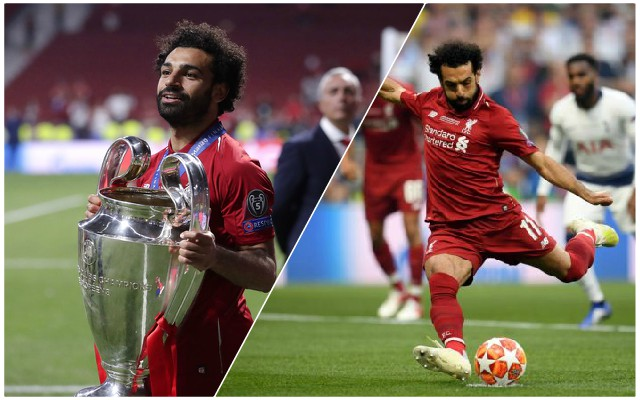 Mo Salah makes big claim following Reds' Champions League victory