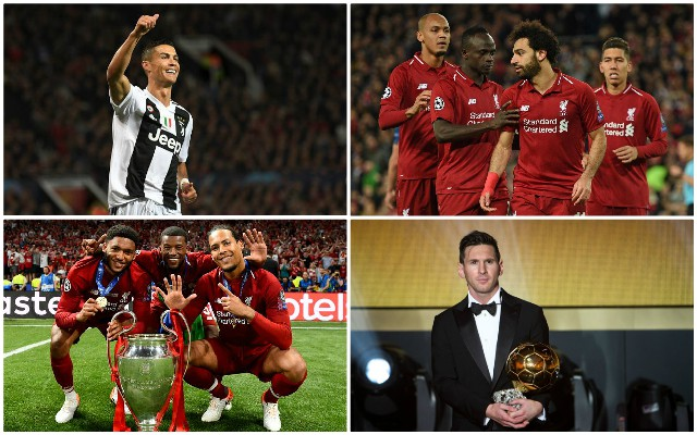 Latest Ballon d'Or odds – as Cristiano Ronaldo names the Reds man who should win