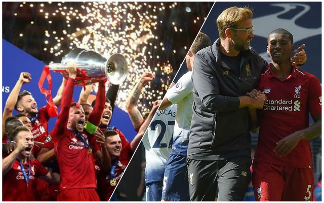 What Henderson said to Klopp & Milner before CL Trophy lift proves his utter class