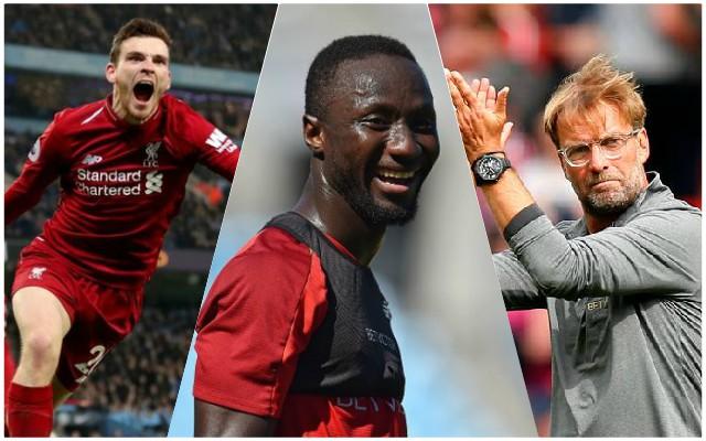 Robbo makes Liverpool/Spurs comparison & says Keita set to 'kick on'