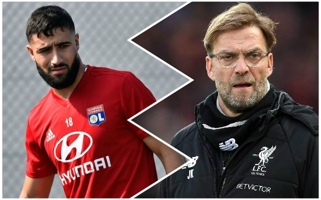 'We can't have that personality…' Journo explains why Klopp cancelled Fekir deal