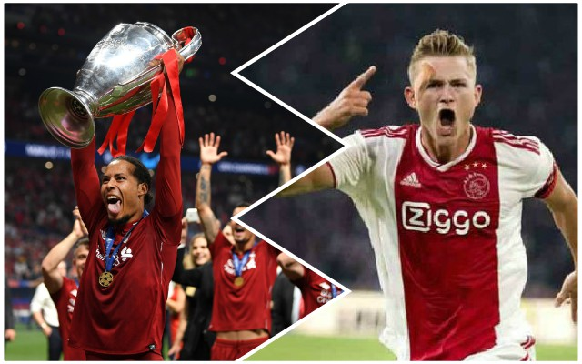 Virgil van Dijk offers transfer verdict on Netherlands teammate De Ligt