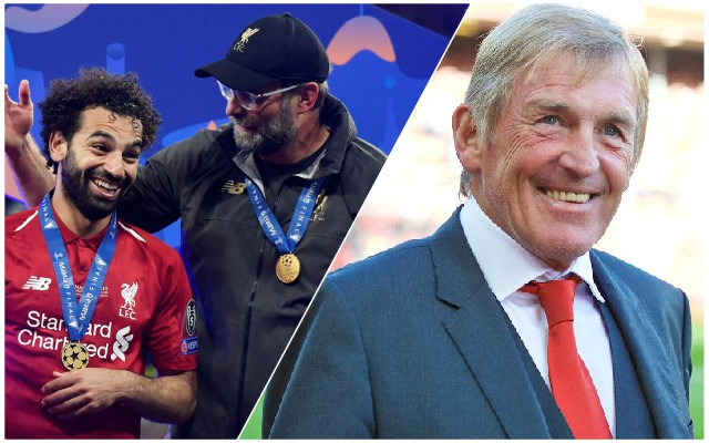 King Kenny outlines his Jurgen Klopp prediction which has now come true