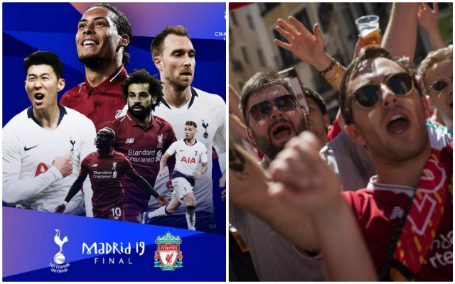 Spurs fan shares brilliant story of Reds fans in Madrid ahead of Champions League final