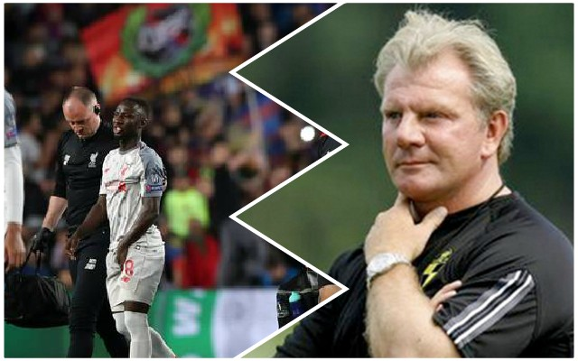 Guinea boss makes worrying Naby Keita admission ahead of AFCON