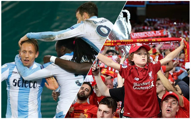 Reds fans hijack Lazio POTY award for the second successive year