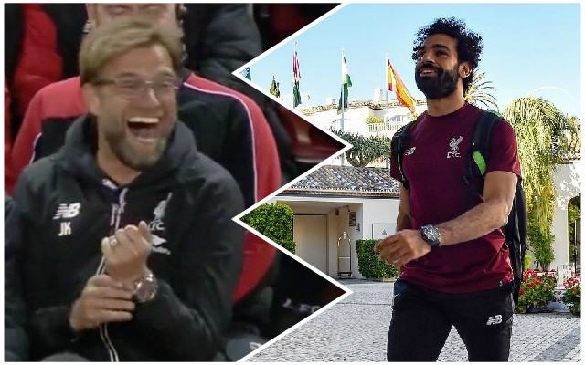 French publication concocts the most ridiculous transfer story ever involving Salah and Pepe