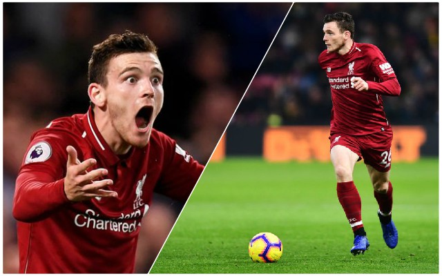 The PL defender Reds targeted before signing Robertson