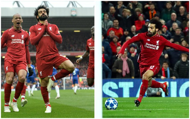 (Video) All of Mo Salah's goals from 2018-19 – from West Ham United to Madrid