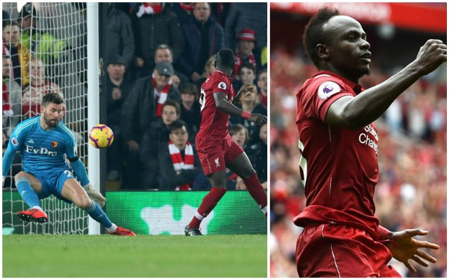 (Video) Watch every single one of the brilliant goals scored by Sadio Mane last season