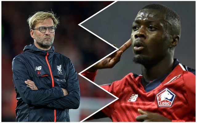 The truth behind the Nicolas Pepe rumours explained by French media