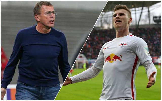 Rb Leipzig hint Liverpool is right club for Timo Werner: 'I would better see him in good hands'