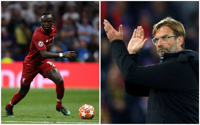 Sadio Mane identifies the area he improved most in last season – and sets next year's goal
