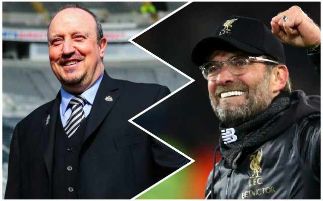 """I want to be respectful…"": Rafa Benitez compares his Reds' side to Jurgen Klopp's men"