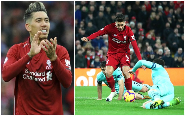 (Video) Every goal scored by Roberto Firmino in 2018-19 – from Leicester City to Porto