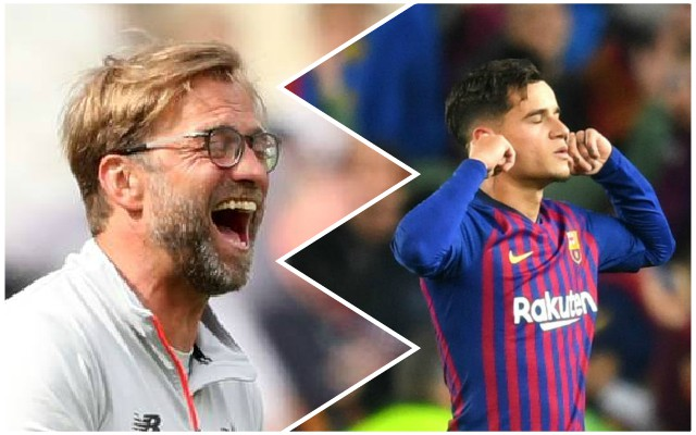 Klopp would have Coutinho back at LFC, but explains why deal won't happen