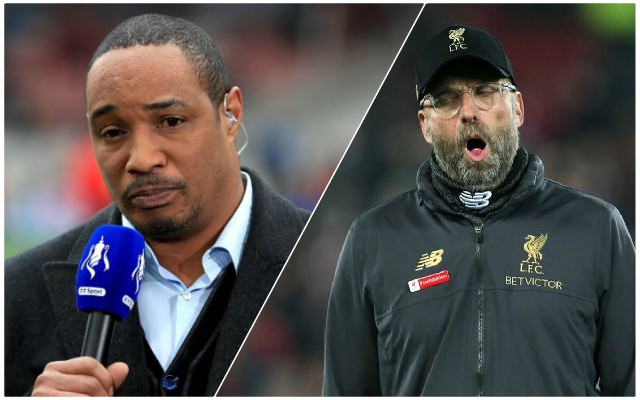 Paul Ince's comments about Liverpool are silly and totally outdated