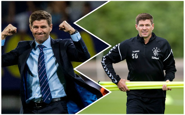 Why Steven Gerrard has turned down the chance to leave Rangers