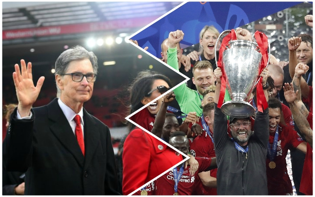 Liverpool turnover more than half a billion as Reds reveal record-breaking financial year