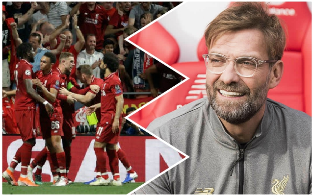 Reds 'confident' forward will sign five-year deal following Jurgen Klopp talks