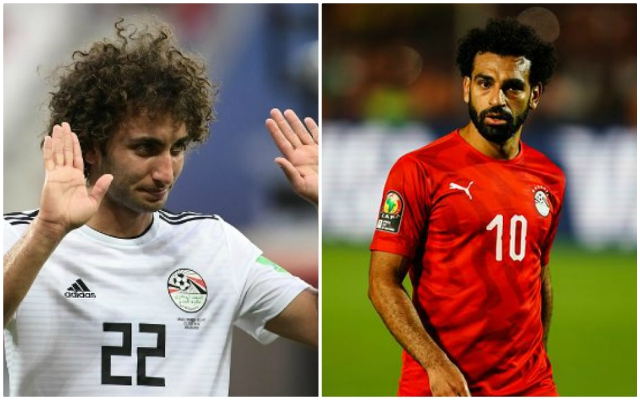 Mo Salah embroiled in Amr Warda sexual harassment row during Egypt AFCON campaign