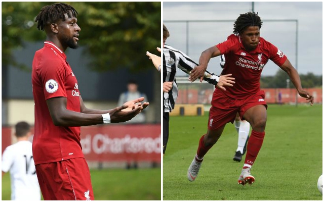 (Video) The top-10 goals scored by the Reds' U23s last season – including Divock Origi