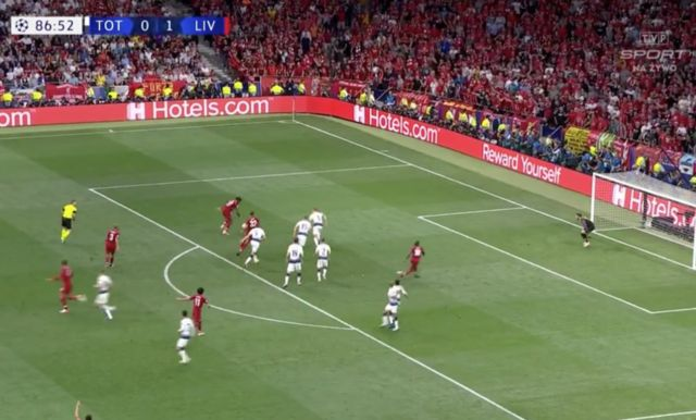 Video: Origi scores yet another huge goal to secure Champions League title for Liverpool