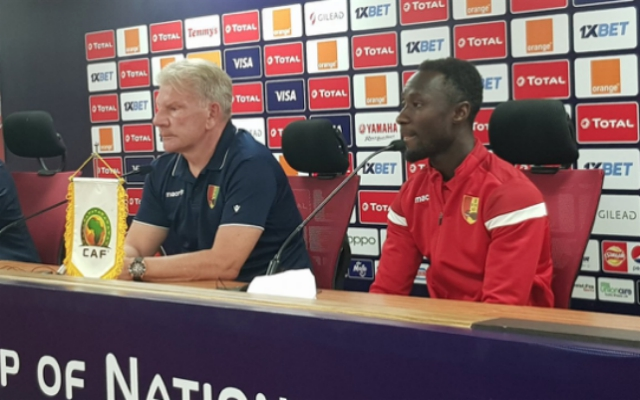 Naby Keïta consulted by LFC doctor & faces late fitness test for AFCON