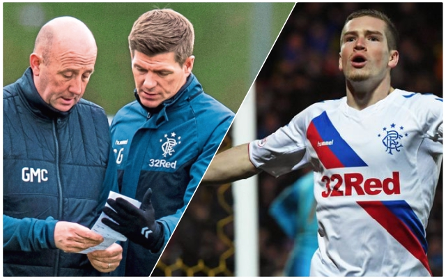 Rangers still eager to negotiate transfer for £12m-rated Reds loanee
