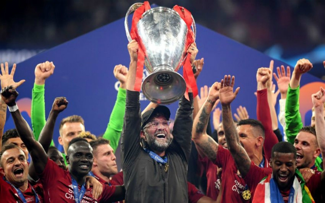 "Klopp: Winning Champions League was just ""the start"" as trophy legacy beckons"