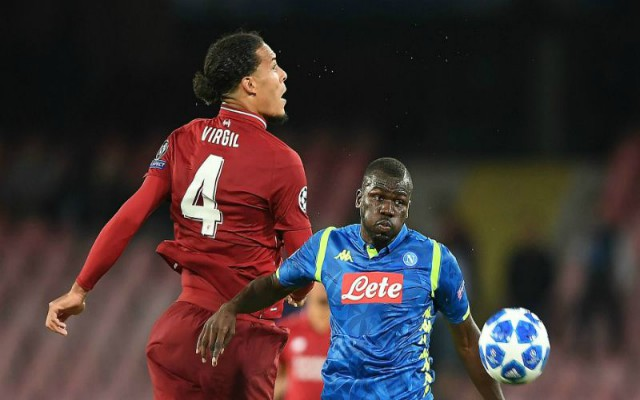 Liverpool should avoid Koulibaly, says pundit, and he's right…