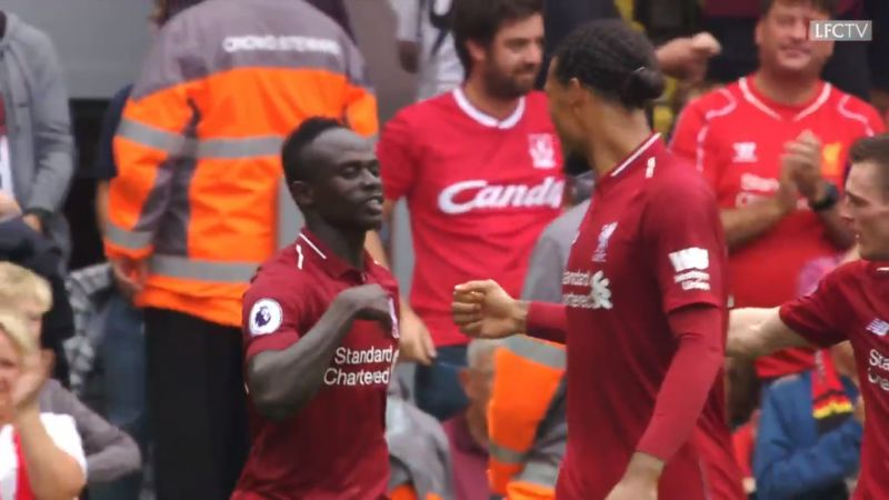 (Video) Every goal scored by Sadio Mane in 2018/19 – from Watford to Bayern