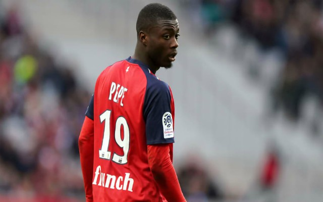 'Almost done…' Lille president confirms Nicolas Pepe exit imminent