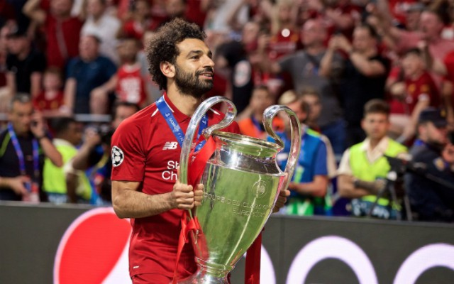 """Neville sensationally claims Salah only sees LFC as a """"stepping stone"""" to La Liga giants"""