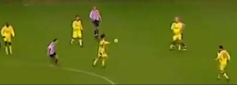 (Video) Some LFC fans stunned by forgotten Xabi Alonso clip