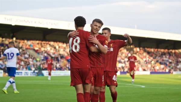 Klopp set to renew faith in youth for Bradford friendly as starlet suffers injury