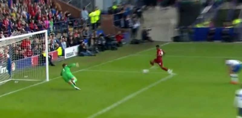 (Video) Brewster's highlights from Tranmere shows he's on the cusp of a breakthrough