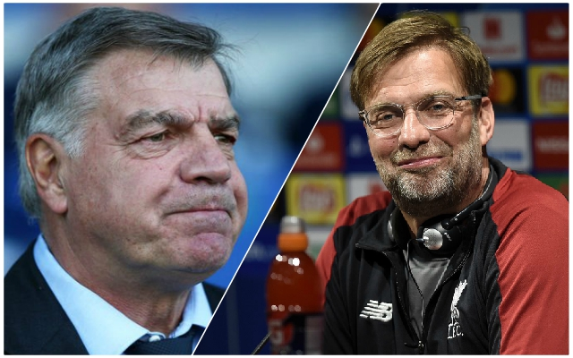 Sam Allardyce's latest comments are another hilarious swipe at Jurgen Klopp