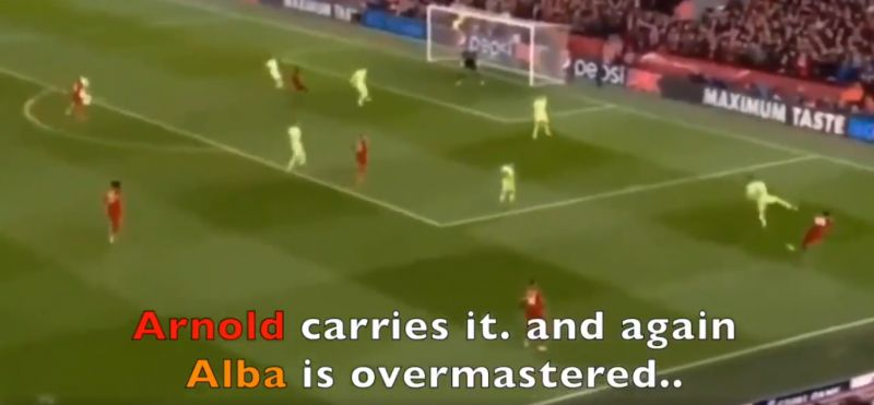 (Video) Glorious Arabic commentary of LFC's comeback against Barca will give you chills