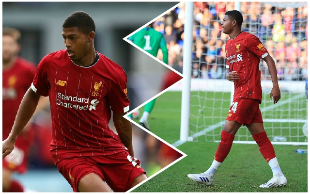 """""""Mad how far you can come in a year!"""": Impressive Rhian Brewster gives his verdict on Tranmere win"""