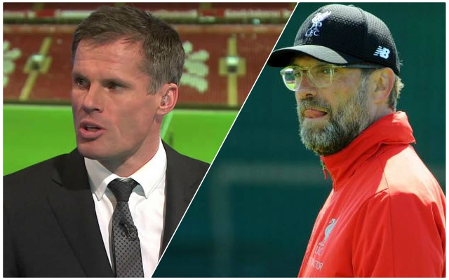 Carra names the two Reds players stopping the club making signings & states what all Reds fans are thinking