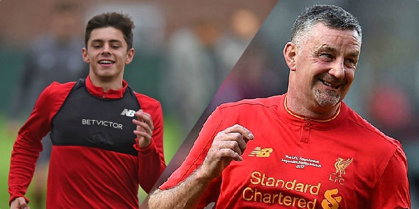 Liverpool legend excited by young Reds full-back, and it's not Larouci