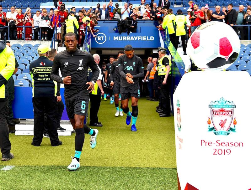 Liverpool midfielder motivated to 'strike back' against Manchester City