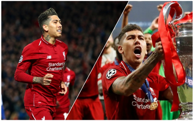 Must-see: Reds fans will love Roberto Firmino's latest tattoo