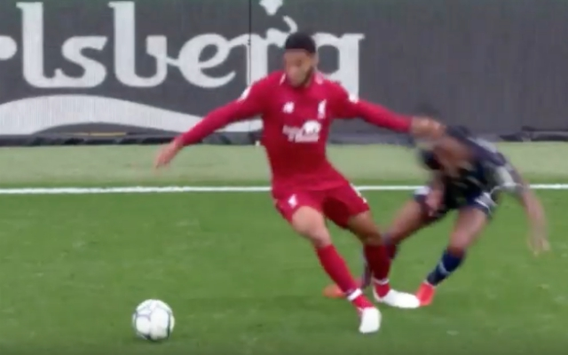 (Video) Gomez highlights from 18/19 should get Reds excited for new season