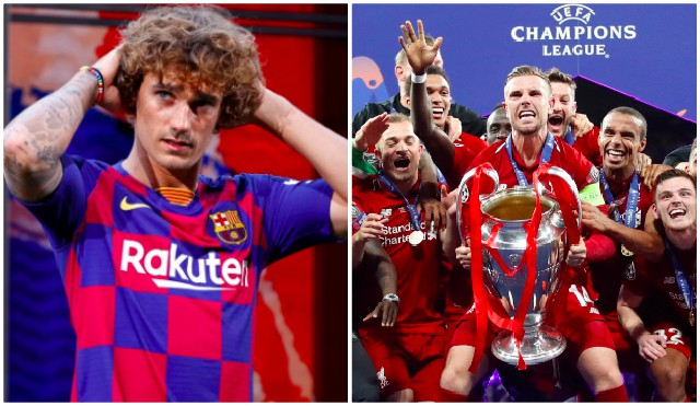 Griezmann explains why he loves Liverpool, despite signing for Barcelona
