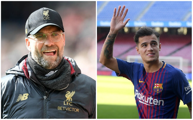 Spanish report: Reds will re-sign Coutinho this summer on one condition