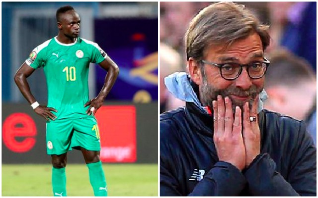 'Leave me alone!' Wholesome Sadio Mane jokes about Jurgen Klopp's messages during AFCON