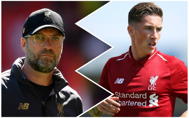 Surprise new club odds on favourites to sign Reds winger Harry Wilson this summer